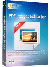 PDF Images Extractor for Mac box